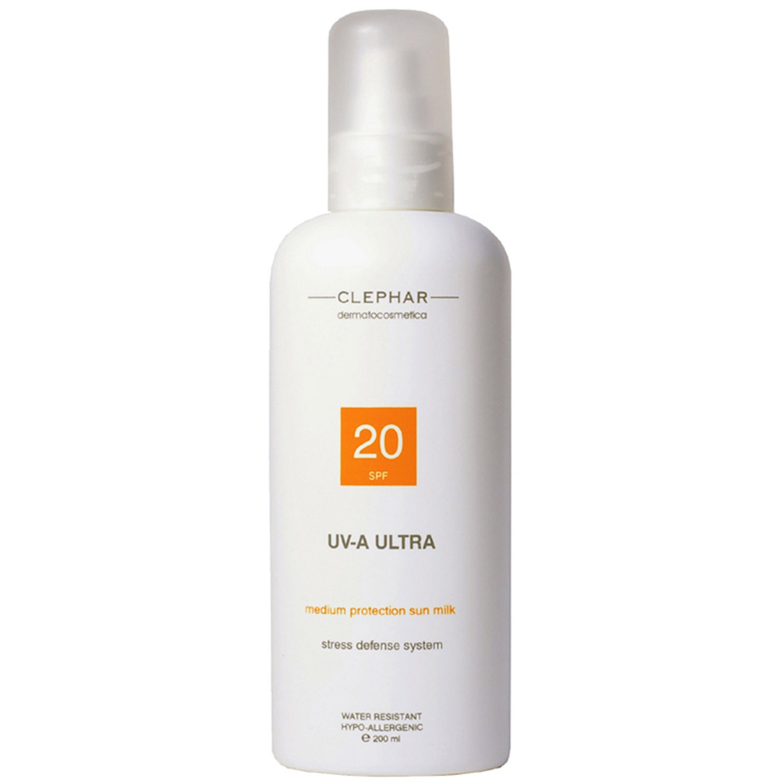 Medium Protection Sun Milk F20 200ml