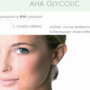 Lees meer over het artikel AHA Glycolic Treatment