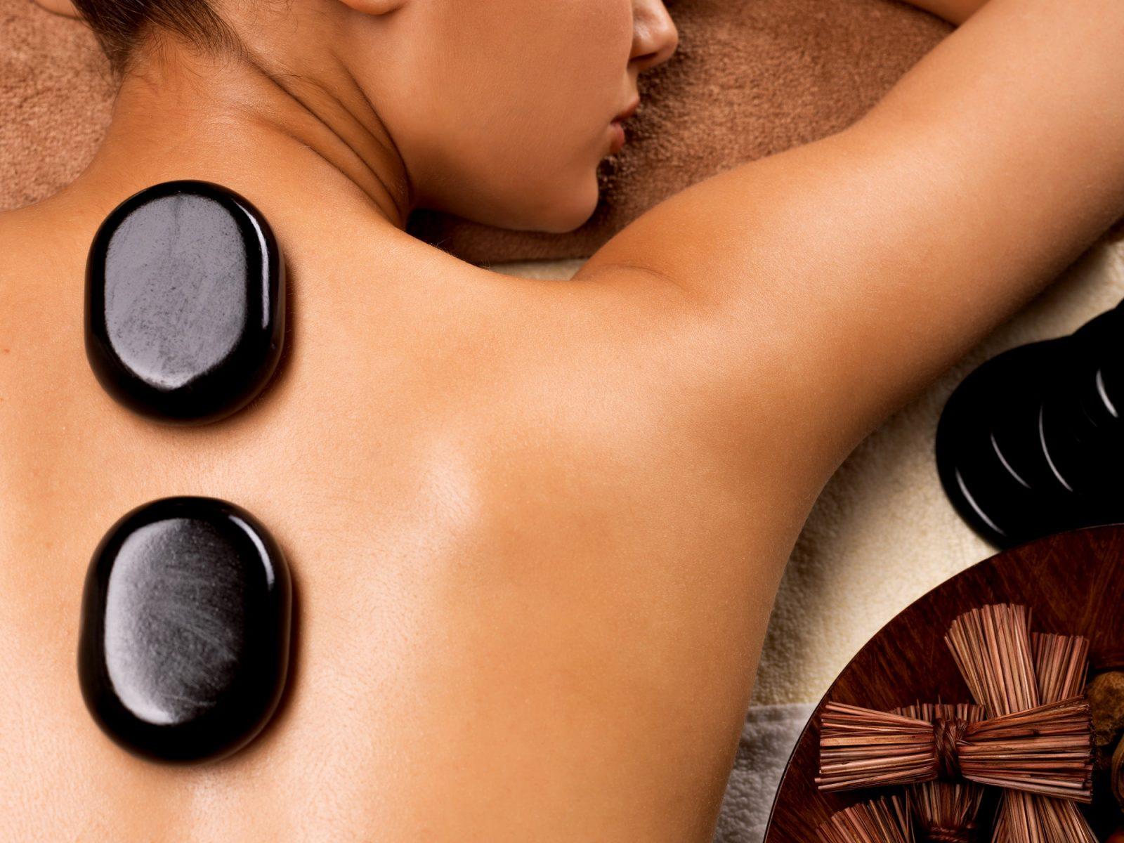 Waarom een hot-stone massage?