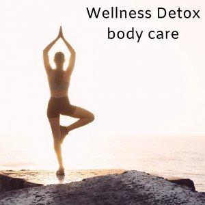 Thuisverzorgingspakket: Wellness Detox body care