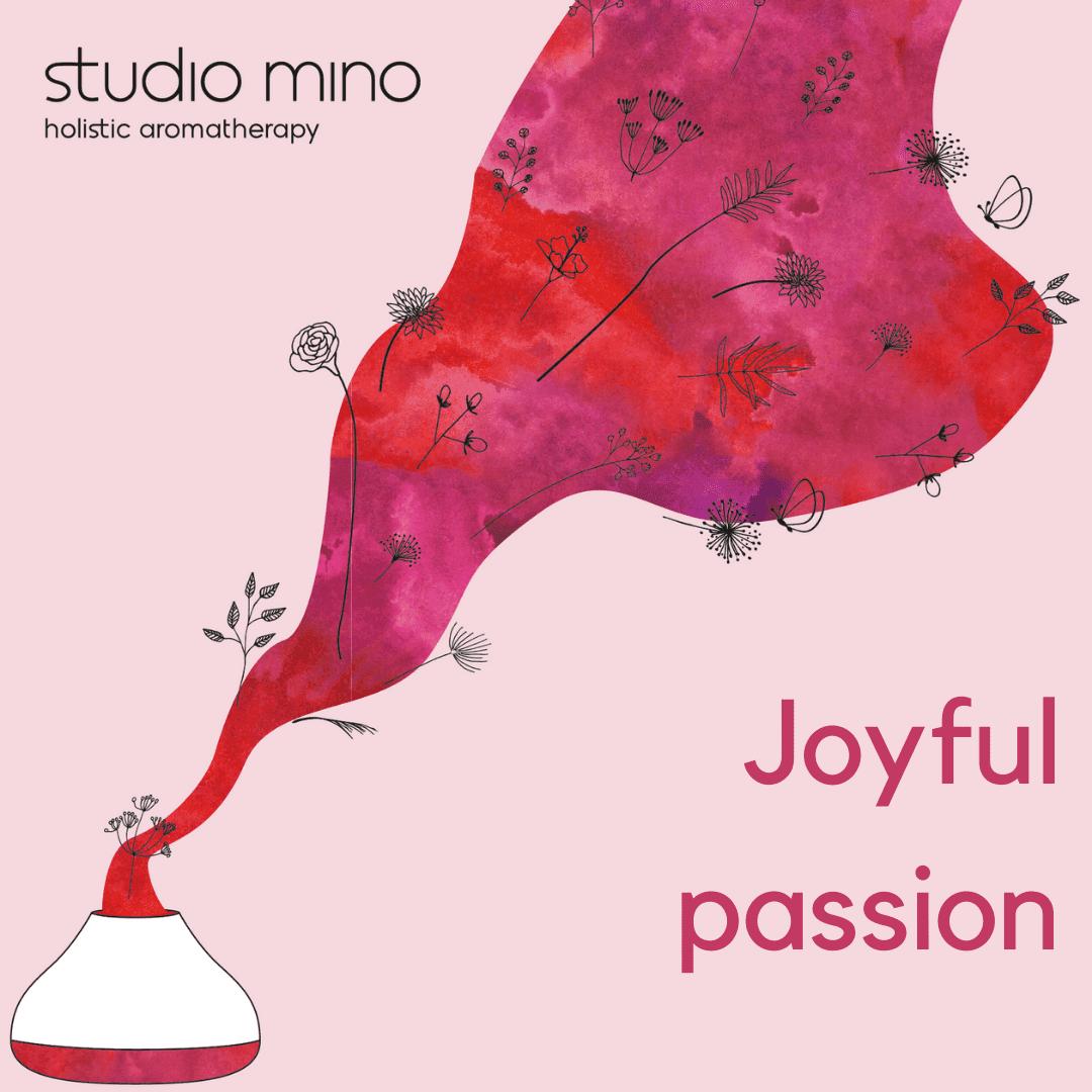 joyful passion vuur